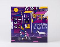 THE DUMPLINGS | NO BAD DAYS | ALBUM COVER
