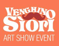 Venghino Siori - Max Ferrigno artShow