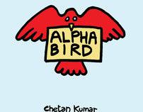 Alphabird book
