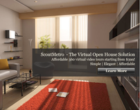 Scout Metro - Virtual Open House Solution