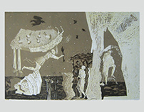 "Engravings ""Ancient Greece"""