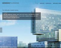 Genesis Planning Website