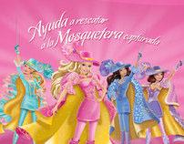 Barbie y las 3 Mosqueteras