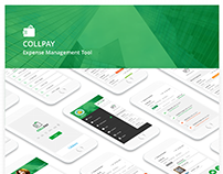Collpay - UX Design