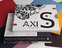 Packaging: #AxisStands