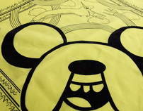Adventure Time Handkerchief