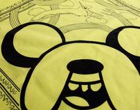 Adventure Time Handkerchief