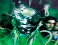 Ben 10: Alien Swarm DVD