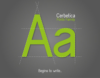 Cerbetica fonts