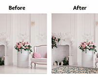 Edit photo (before and after)