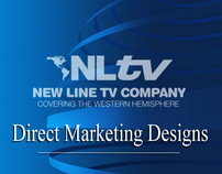 NEW LINE TV - Direct Marketing Designs