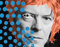 David Bowie — Stamp Collection