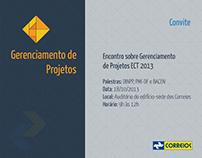 Gerenciamento de Projetos - 2013