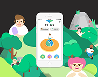 Fitos—Mobile App for the Exercise Averse