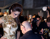 Behind the Scenes of a Couture Fashion Show