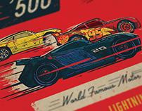 Cars 3 Alternative Movie Poster