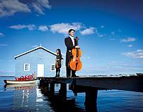 West Australian Symphony Orchestra Season Brochure 2010