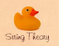 String Theory in 2 Min. or Less