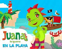 Juana la Iguana App