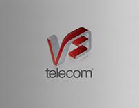 Vodafone 3 Logo Design