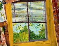 Da minha janela eu vejo...