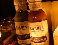 Gabbi's Mexican Kitchen-Salsa Packaging