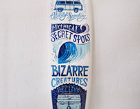 Bacardi Surfboard