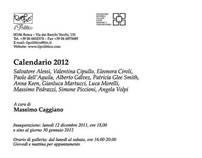 group show at the Polittico gallery, Rome Italy