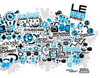 LeWeb '11 Live Infographics