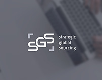 Branding for the SGS company