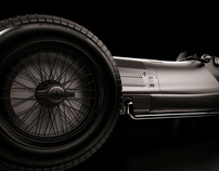Mercedes Benz W154