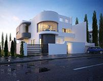 Villa Lutfi Aburiah-Terrace Design Studio