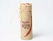 Red Stick Spice Co. Wrapper