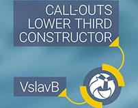 Call-outs Lower Third Constructor