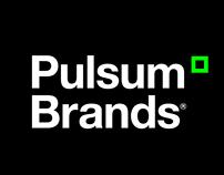 Pulsum Brands - Textos página web