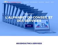 Maquette Site web responsive