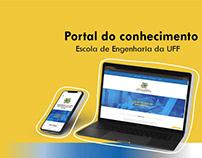 Layout - Portal do Conhecimento Escola de Engenharia