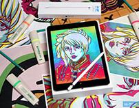 The Guardian (iPad Pro Test)
