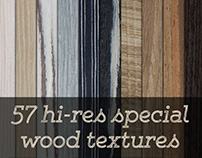 Special wood textures pack