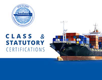 InterMaritime Certification Services Website Design