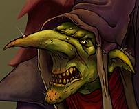 Goblin trader