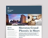 Sheraton Grand Phoenix Re-Brand