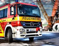 Feuerwehr Fahrzeuge