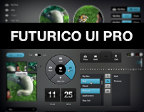 Futurico User Interface Pro