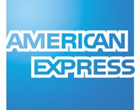 AMERICAN EXPRESS - Vetrofania