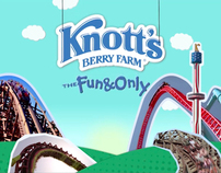 "Knott's Berry Farm ""Write On"" TV"