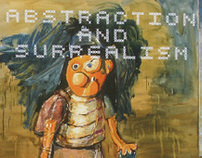 Abstraction and Surrealism exhibition catalog
