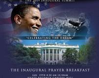 Obama Inaugural Prayer Breakfast