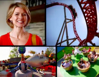 "Cedar Point ""Samantha Brown"" TV"