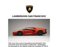 Lamborghini 2010 - 2011